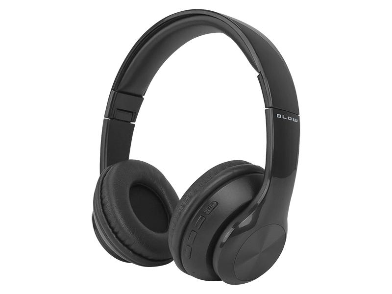 Bezdrátová sluchátka skládací BLOW Bluetooth BTX400SD